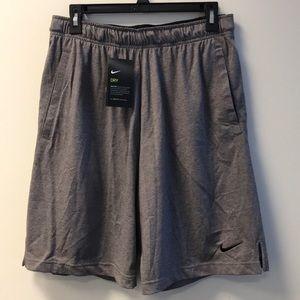 Men's Grey Adidas Shorts